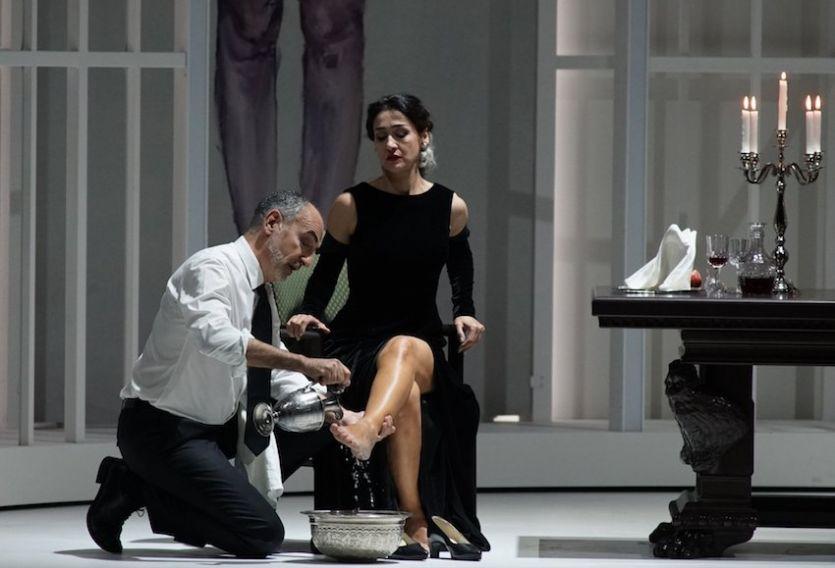 La Monnaie de Bruselas estrena una nueva producción de 'Tosca' con la firma de Rafael Villalobos
