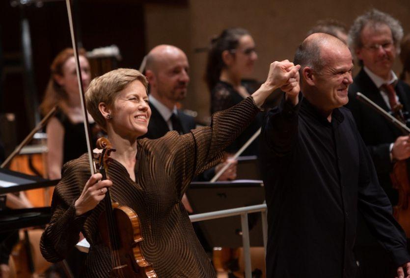 Les Siècles y François-Xavier Roth con un monográfico Stravinski en el Musikfest Berlín