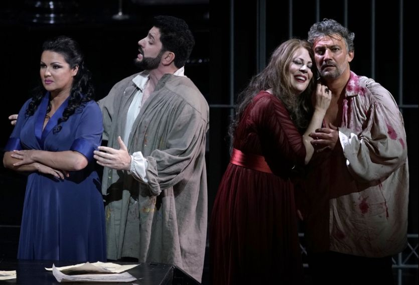 """Anna Netrebko y Jonas Kaufmann se suman a la """"Tosca"""" del Teatro Real"""