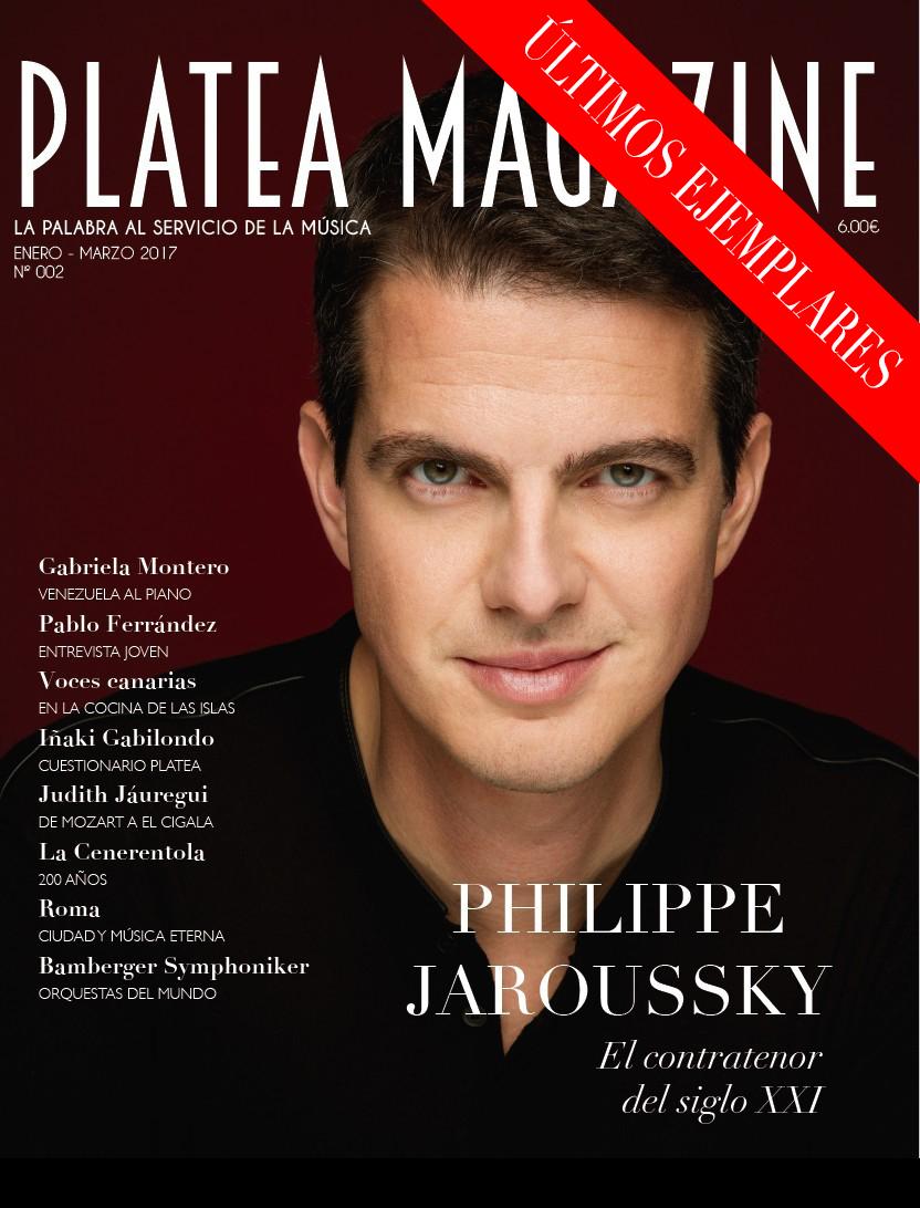 Número 002 | Philippe Jaroussky