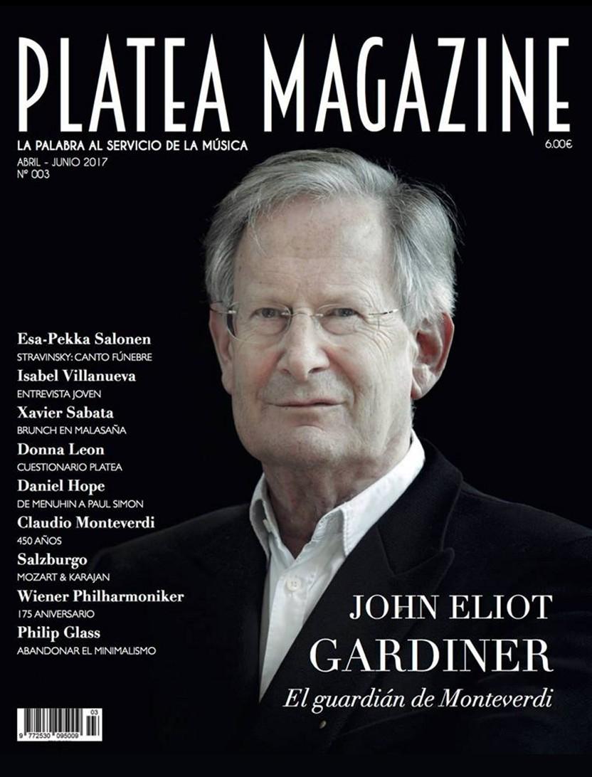Número 003 | John Eliot Gardiner