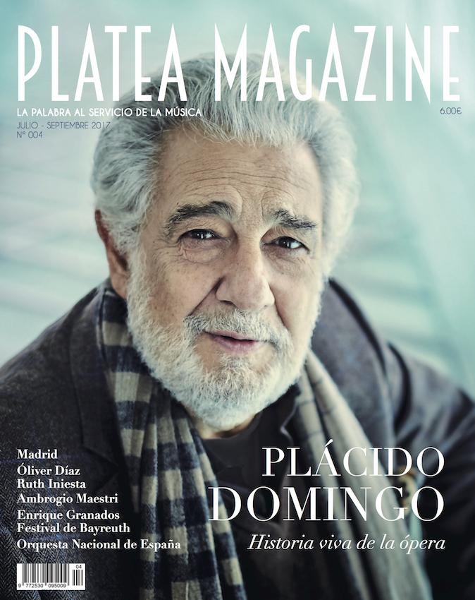 Número 004 | Plácido Domingo
