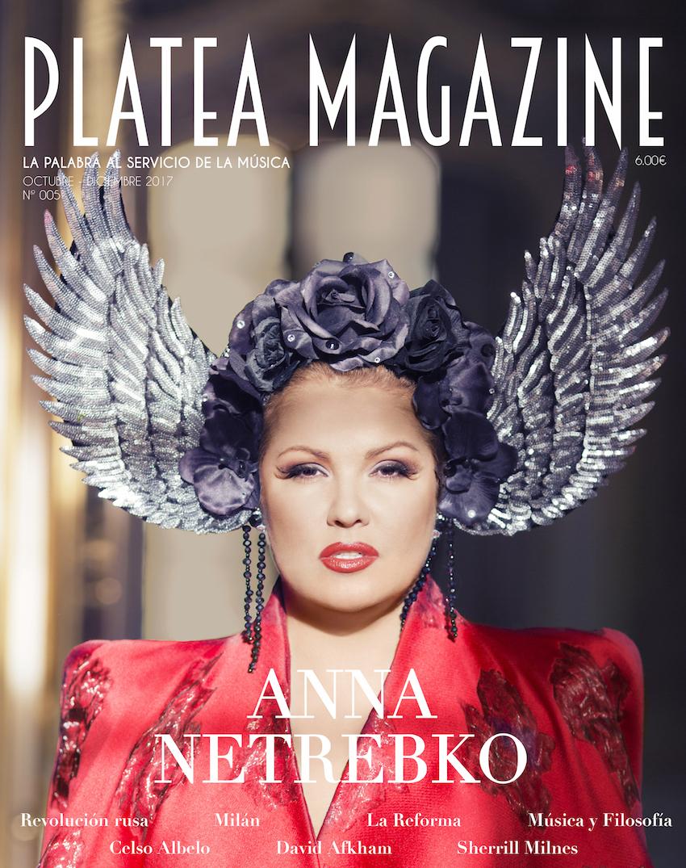 Número 005 | Anna Netrebko