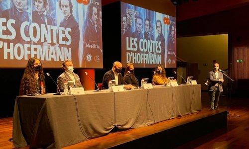 """John Osborn protagoniza """"Les Contes d'Hoffmann"""" en el Liceu, en propuesta escénica de Laurent Pelly"""
