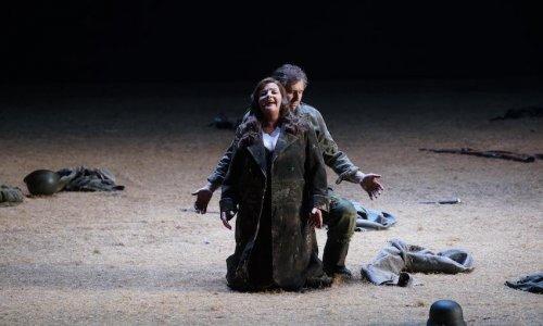 El Teatro Real prosigue con su 'Anillo' de Wagner, ahora con 'Siegfried' bajo la batuta de Heras-Casado