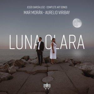 La soprano Mar Morán dedica su debut discográfico a las canciones de Jesús García Leoz, con Aurelio Viribay al piano