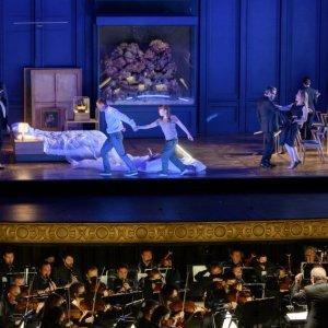 """El Gran Teatre del Liceu estrena en España """"Lessons in Love and Violence"""", de George Benjamin"""