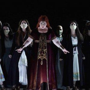 'Norma' de Bellini en el Teatro Real, con Hibla Gerzmava, Annalisa Stroppa y John Osborn
