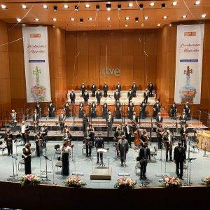 """Antonio Méndez dirige la """"Misa en do menor"""" de Mozart, con la Orquesta y Coro de RTVE"""