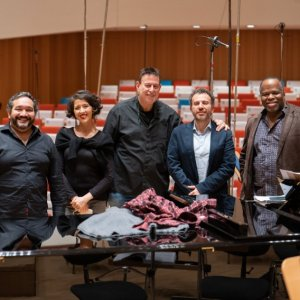"Lisette Oropesa graba ""La traviata"" en CD, junto a René Barbera y Daniel Oren"
