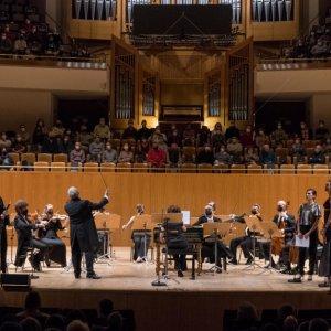 """Fabio Biondi dirige """"Argippo"""" de Vivaldi en el CNDM, con Vivica Genaux y Delphine Galou"""