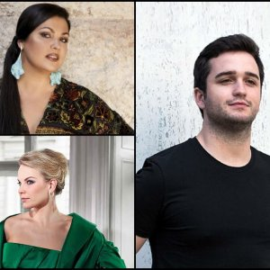 El San Carlo de Nápoles presenta un programa de ópera veraniega con Netrebko, Garanča y Anduaga