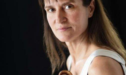 Viktoria Mullova interpreta el 'Concierto para violín' de Sibelius junto a la OBC y la batuta de Dima Slobodeniouk