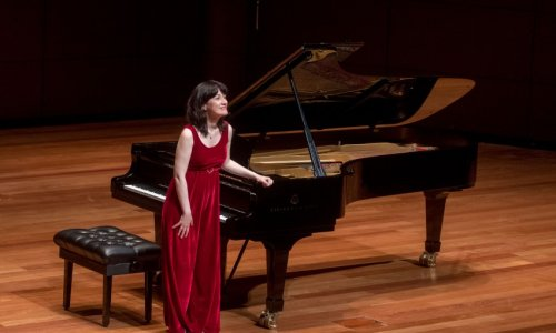 Noelia Rodiles une a Schubert con Magrané en el Museo Reina Sofía (CNDM)