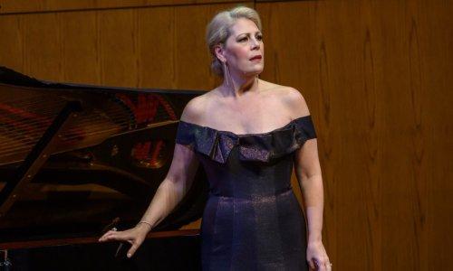 La soprano Sondra Radvanovsky protagoniza el próximo recital de 'ABAO on Stage'