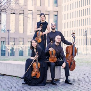 El Cuarteto Cosmos sustituye al Cuarteto Takács en el ciclo Liceo de Cámara XXI del CNDM