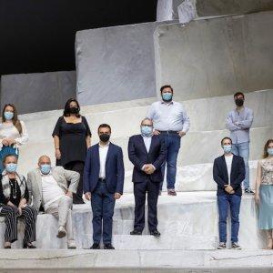 Jorge de León y Ruth Iniesta protagonizan 'Cavalleria rusticana' y 'Pagliacci' en Les Arts