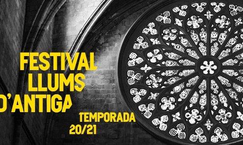 El Festival Llums d'Antiga de L´Auditori de Barcelona presenta su tercera edición