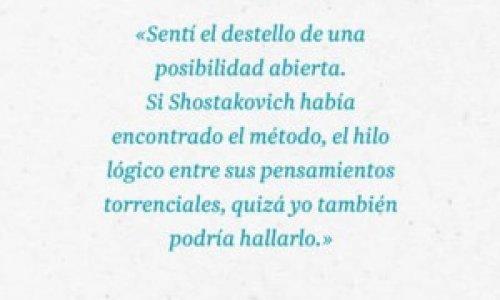 """Stephen Johnson: """"Cómo Shostakovich me salvó la vida"""""""
