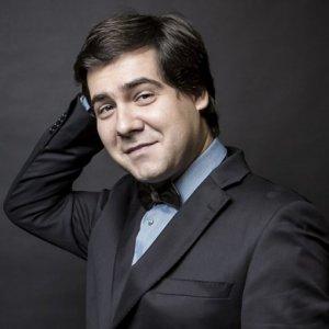 Vadym Kholodenko sustituye a Nelson Freire esta semana con la Orquesta de Valencia