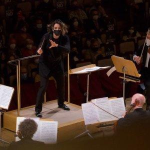 Alondra de la Parra dirige Copland, Revueltas y Milhaud con la Orquesta Nacional de España
