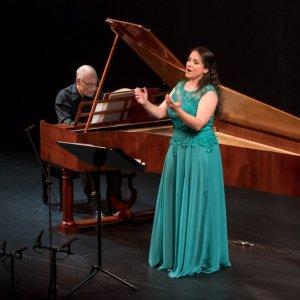 Núria Rial canta obras de Mozart y Haydn en el Teatro de la Zarzuela, junto a Andreas Staier