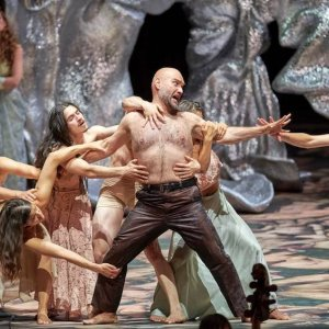 El contratenor Xavier Sabata debuta en la Staatsoper de Viena, como Ottone en la 'Poppea' de Monteverdi