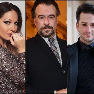 El Teatro Real sube a escena 'Viva la Mamma' de Donizetti, con Álvarez, Machaidze y Anduaga