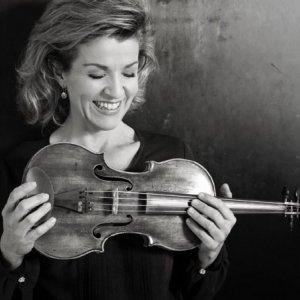 Anne-Sophie Mutter y la Orquestra Camera Musicae, con Beethoven en el Palau de Barcelona