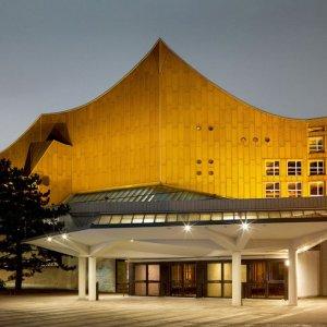 La Philharmonie de Berlín reabrirá al público el próximo 5 de junio