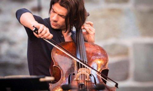 Gautier Capuçon rinde homenaje a Pau Casals en el Palau de la Música Catalana