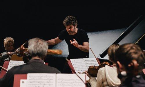 Pablo Heras-Casado regresa al frente de la Filarmónica de Múnich, junto al pianista Alexander Melnikov