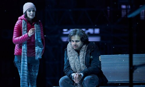 Àlex Ollé debuta como artista residente del Liceu con su personal visión de 'La bohème' de Puccini