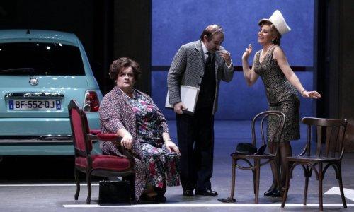 """Luis Cansino y Sabina Puértolas encabezan el cast alternativo de """"Viva la Mamma"""" en el Teatro Real"""