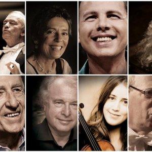 Ibecamera presenta su 38 temporada, con Pollini, Argerich, Pires, Currentzis, Harding y Gergiev, entre otros artistas