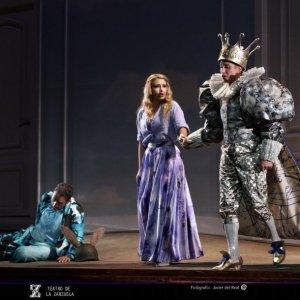"""Jorge Rodíguez-Norton y Sofía Esparza protagonizan """"El rey que rabió"""" en la Zarzuela"""