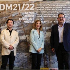 El CNDM presenta su temporada 2021/2022, con 274 actividades