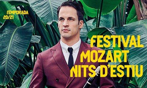 L´Auditori presenta el Festival Mozart Nits d´Estiu, conVeronika Eberle,Andreas Ottensamery Andrea Marcon