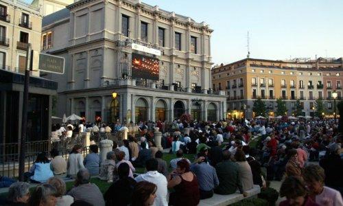 """El Teatro Real retransmitirá """"Tosca"""" y la """"Novena"""" de Beethoven, gratis, en YouTube, TV y al aire libre"""