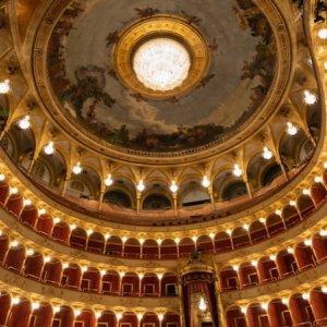 Daniele Gatti, Saioa Hernández y Oksana Lyniv en la temporada 21/22 de la Ópera de Roma