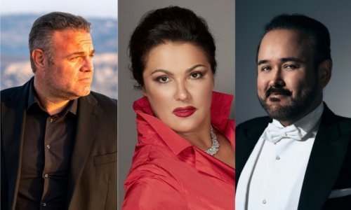 Opera Naples, en Florida, anuncia su temporada 21/22, con Netrebko, Calleja y Camarena al frente