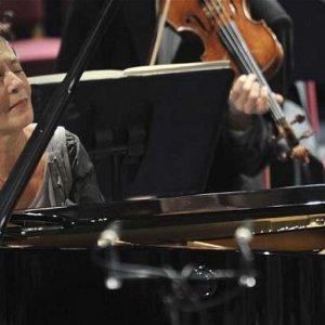 Maria João Pires, hospitalizada tras sufrir una grave caída en las calles de Riga