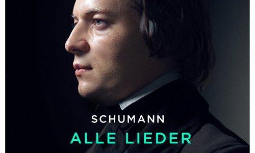 Christian Gerhaher graba todos los lieder de Schumann, en una colección de 11 compactos
