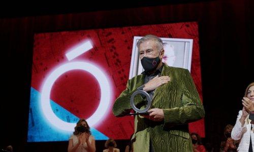 Ópera XXI entrega sus terceros premios líricos en una gala en el Teatro de la Zarzuela