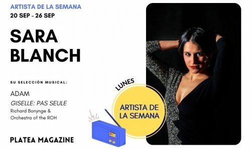 Artista de la semana: Sara Blanch
