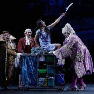 """Aigul Akhmetshina protagoniza el reparto alternativo de """"La Cenerentola"""" en el Teatro Real"""
