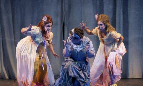 """Karine Deshayes y Dmitry Korchak cantan """"La Cenerentola"""" en el Teatro Real"""