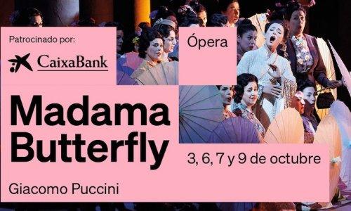 Ermonela Jaho y Carmen Solís protagonizan 'Madama Butterfly' en el Maestranza de Sevilla