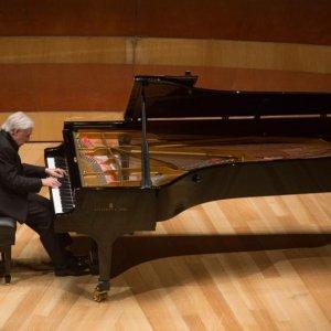 Joaquín Achúcarro toca Mozart, Beethoven y Chopin en el Ciclo Grandes Autores e Intérpretes de la Música del CSIPM