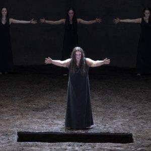 """Marc Albrecht y Robert Carsen presentan """"Elektra"""" en Les Arts"""